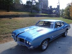 '71 Olds Cutlass 455 Resto-Mod. Awesome American Musclecar!