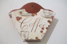 Porta Filtro de Papel Coffe - R$ 18,00 Cod. PFCO 120
