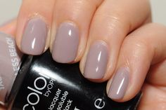 Spaz & Squee: OPI GelColor Taupe-less Beach and Comparison