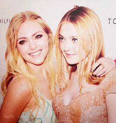 Amazing, Wajah annasophia robb and dakota fanning kembar?