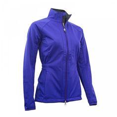 Women's Jackie Jacket by Zero Restriction.  Buy it @ ReadyGolf.com Womens Golf Shirts, Ladies Golf, Zero, Athletic, Jackets, Style, Fashion, Down Jackets, Swag