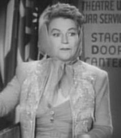 Gracie Fields starred as Miss Marple in the 1956 film version of A Murder Is Announced.