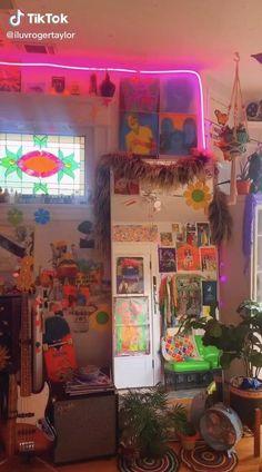 Indie Room Decor, Cute Room Decor, Teen Room Decor, Aesthetic Room Decor, Room Ideas Bedroom, Teen Bedroom, Bedroom Decor, Boho Decor, Bedroom Inspo