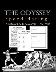 ap lit speed dating College board publications, pdfs (required) ap® english lit & comp overview   ap® coordinator's manual, 2017-2018 ap® english lit exam proctor scripts.