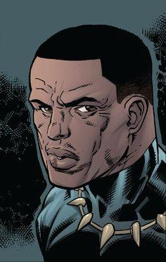 Black Panther by Kev Walker