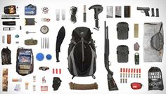 5 lightweight items your bug out bag should have.