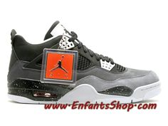 buy popular 0cb85 ed9e7 Air Jordan 4 Retro Chaussures Nike Basket Pas Cher Pour Homme Oreo  626969-030