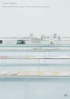 Junya Ishigami book - sea foam color on cover