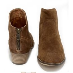Seychelles Reunited Ankle Boots New in box. Distressed brown suede. Seychelles Shoes Ankle Boots & Booties