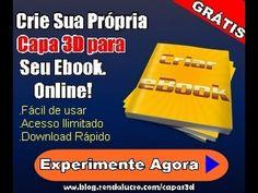 Criar Capas Virtual Muitas pessoas compram um e-book ou livro simplesmente por ter uma bela capa. seus clientes irão se surpreende