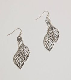 AEO Leaf Earrings