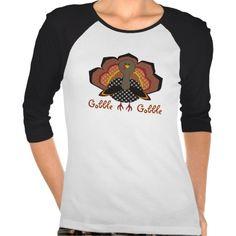 #Thanksgiving #Turkey Shirt