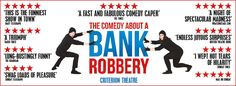 Minst En Gång i Veckan: THE COMEDY ABOUT A BANK ROBBERY, The Criterion The...
