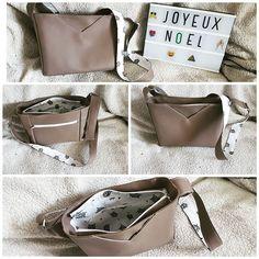 Mo gennesson sur Instagram: Et le sac qui va avec bien sûr 😉 . . . #coutureaddict #couture #couturedebutant #passioncouture #passion #handmade #faitmaison #faitmain…