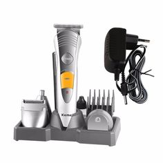 7 In 1 Electric Barber Scissor Hair Clipper Shaver For Household Professional Hair Salon Hair Razor Personal Care Tool Top Sale #Affiliate