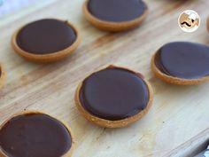 Tartelettes au caramel et chocolat, photo 1