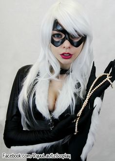 Black Cat (Felicity Hardy) #cosplay