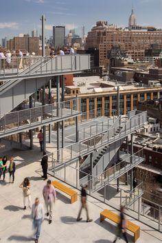 Whitney Museum of American Art | New York City | Renzo Piano Workshop | Photo by…