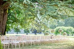 Outdoor ceremony - Confetti Magazine Irish Wedding Venue of the Month June - Tankardstown House Wedding Catering, Wedding Venues, Irish Wedding, Blue Books, Maine House, Outdoor Ceremony, Luxurious Bedrooms, Contemporary Style, Big Day