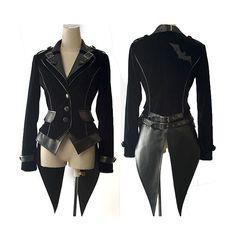 Gothic jacket Unisex