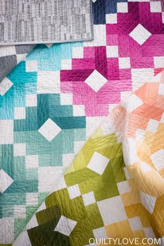 Quilty Love | Ombre