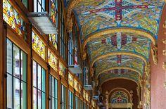 Favorite Less-Known Modernisme Building in Barcelona