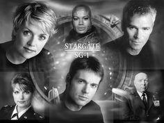 wallpaper Stargate SG-1 36755