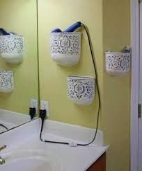 Find Unexpected Storage Options In Your Small Bathroom! Try Using A Wine  Rack For Rolled Towels, Choose A Mirror That Has Hidden Storage, Use  Adhesive Hooks ...