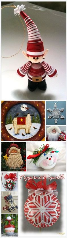 Christmas in July by Melissa And Wendy on Etsy