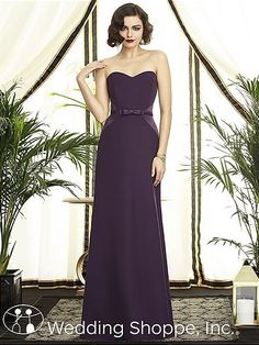 Sam, this is a gorgeous dress! Here is the site where you can see what the different colors could be. http://www.dessy.com/dresses/bridesmaid/2891x/#.UmG_uXBwqSo