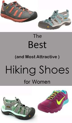 Love this >> It's hiking season! Here are some great hiking shoes for women #hiking #travel #...