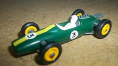 1965-69(#19D)MATCHBOX/LESNEY(1-75SERIES) LOTUS RACING CAR(PRISTINE/MINT EXAMPLE) - http://www.matchbox-lesney.com/24141