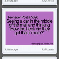 Teenager Post #5690