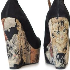 cat+shoes+Heels | Cat shoes