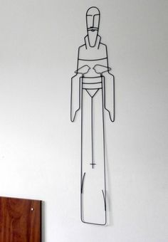 Escultura São Francisco De Arame - 1 m
