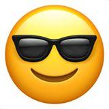Smiley Sonnenbrille Bedeutung