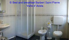 bagno del b and b; bathroom guests