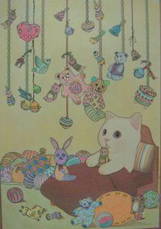 Colorful Jetoy 塗り絵