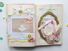 stephanie bryan, altered book