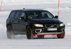 2014 Volvo XC90 Spy Shots