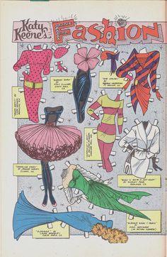 Katy Keene No 23 October 1987 Comic Book | eBay