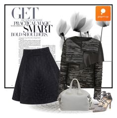"""""""POPMAP I/73"""" by minka-989 ❤ liked on Polyvore featuring Gyunel and popmap"""