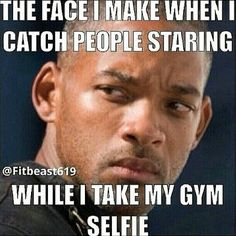 Lmao if this ain't me. #GymSelfies legit my face.  #Shredding #Motivation #Dedication #Inspiration #Determination #Intensity #Fitness #Physique #BeastMode #Vascular #Aesthetic #BodyBuilding  #Muscular #Hardwork #Focus #Shredded #FitnessMotivation  #IIFYM #FlexZone #CrossFit #Fitspo #FitFam  #Nutrition #HighTopFade #DreamBody #GymRat #IgFitness by bennettant