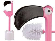 Toilettenbürtse,WC Bürste Flamingo