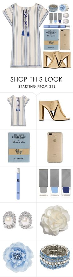 """Chic"" by fashionista-sweets ❤ liked on Polyvore featuring Lemlem, Tom Ford, Olympia Le-Tan, Speck, Thierry Mugler, Burberry, Kenneth Jay Lane, Cara, Monsoon and Carolee"