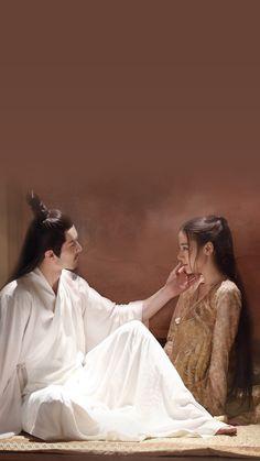 Eternal Love Drama, Fantasy Films, Peach Blossoms, Period Dramas, Drama Movies, Asian Actors, Hanfu, Disney, Love Story