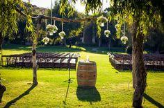 Wedding Saddlerock Ranch