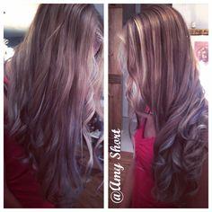 #Balayage hair by Amy Short