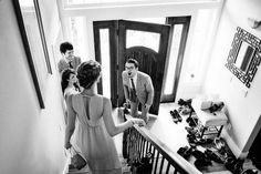 Disclaimer: this will make you tear up. Pictures of Grooms seeing their brides for the first time. - wedding blog - Girly Wedding
