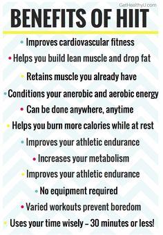 HIIT your #workouts hard for quick and amazing results like these, check this out! http://gethealthyu.com/the-beginners-guide-to-hiit/